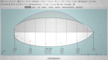 Surf-CAD – Programmübersicht