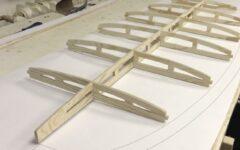 Hollow Wood Rahmen