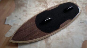 Footpad für Kiteboard-Directional