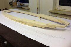Holzrahmen fertig verleimt
