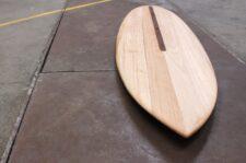 Klassische Shortboard-Outline