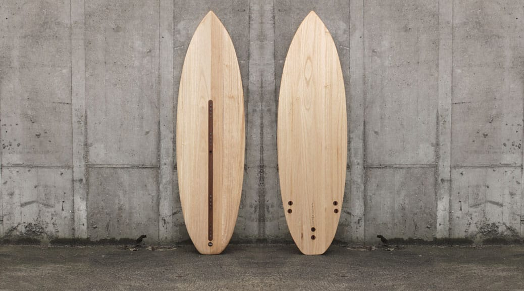 kite surfboard aus paulownia holz selbstbau wooden surfboards. Black Bedroom Furniture Sets. Home Design Ideas