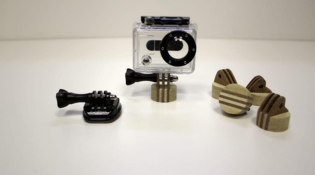 surfbrett selbst bauen holz plugs mit kamera halterung. Black Bedroom Furniture Sets. Home Design Ideas