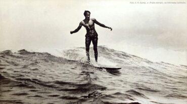 Zitat: Best Surfer – Duke Kahanamoku