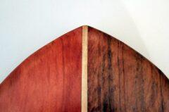 Nose des Mammutbaum-Handplanes