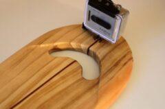 Griff des Holz-Handplanes