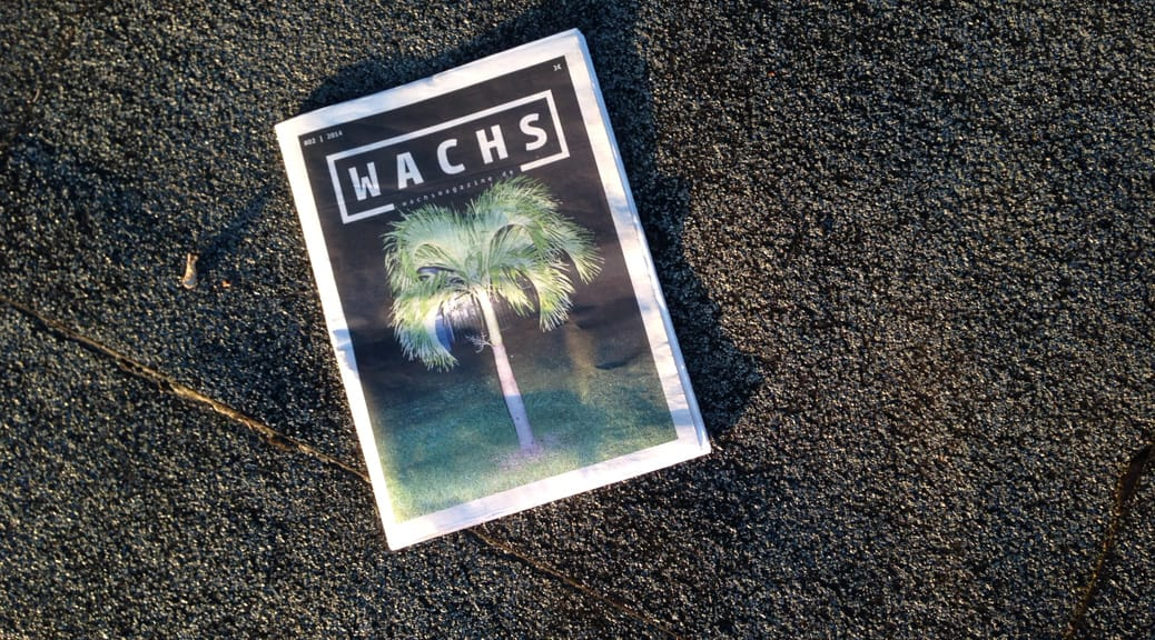 Wachs-Magazin #2
