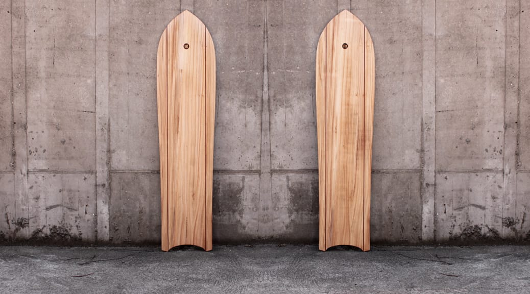 alaia surfbrett aus holz selbstbau in 8 stunden wooden surfboards. Black Bedroom Furniture Sets. Home Design Ideas