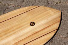 Alaia Surfboard Nose
