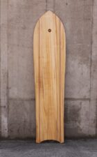 Alaia Surfboard Outline