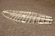 Hollow-Wood-Rahmen mit Verstärkungen für Griff und Finnen