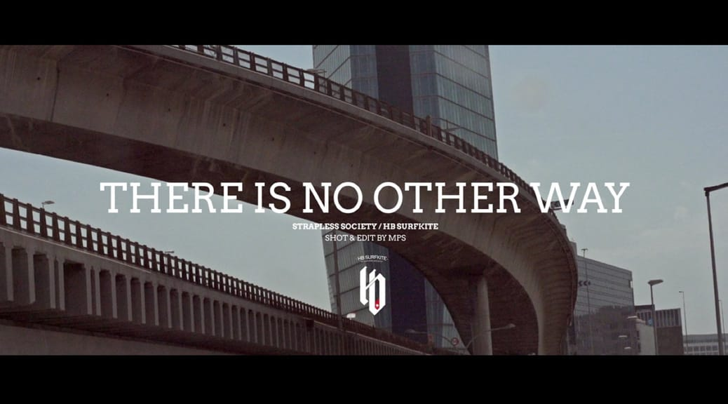 There is no other way - Video