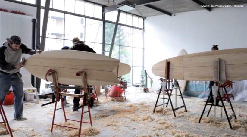 ARBO Surfboards Workshop