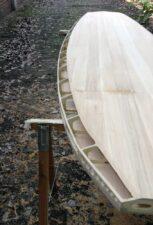 Hollow-Wood-Rahmen mit Stealth-Rails