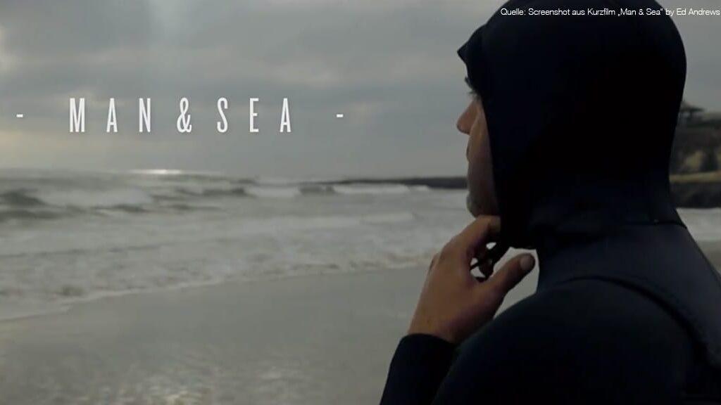 Man & Sea Shortfilm - Huck Magazine
