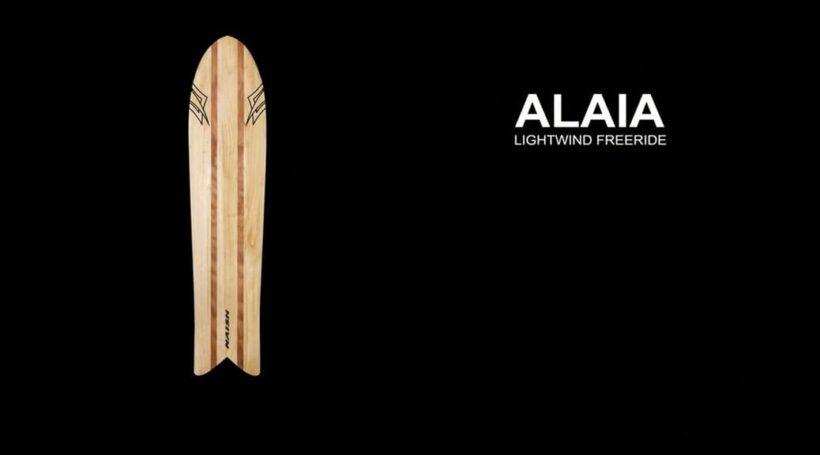 Naish Alaia 2015 - Wooden Surfboard