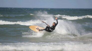 Es geht weiter…Hydrofoil-Kiteboard, Mini-Malibu und SUP