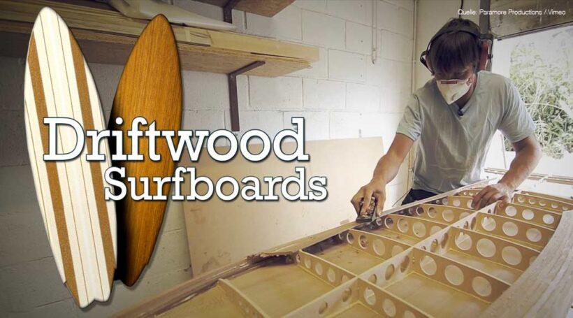 Driftwood Surfboards Film