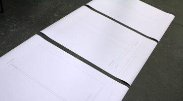 Hydrofoil-Leitwerk – Planung per CAD