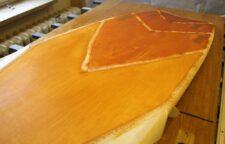Auftragen der Holzlasur