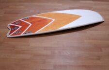 No-Nose-Kitesurfboard