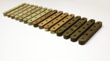 Fußschlaufen-Plugs mit Edelstahl-Inserts