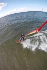 Kitesurfen in Heidkate / Kiel