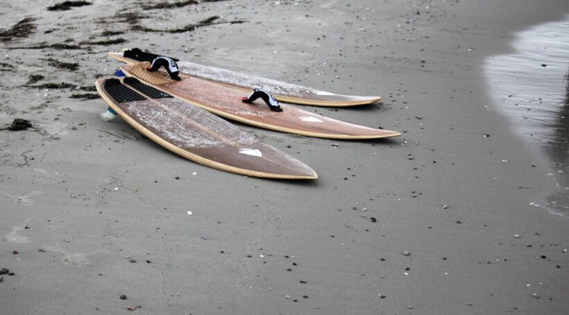 ITOBU Kite-Surfboards