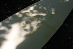 Sperrholz für Bottom-Deck verlimen