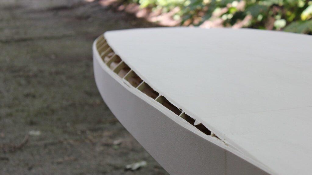 Touring-SUP Hollow-Wood-Konstruktion