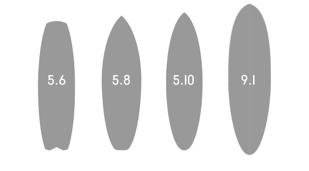 ITOBU Wooden Surfboards