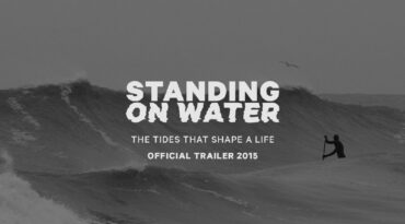 Standing on water – Film