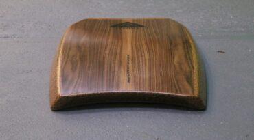 Bodyboard aus Holz und Kork