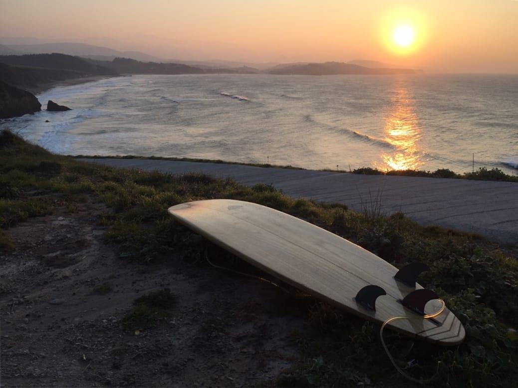Wooden Mini Malibu Santander
