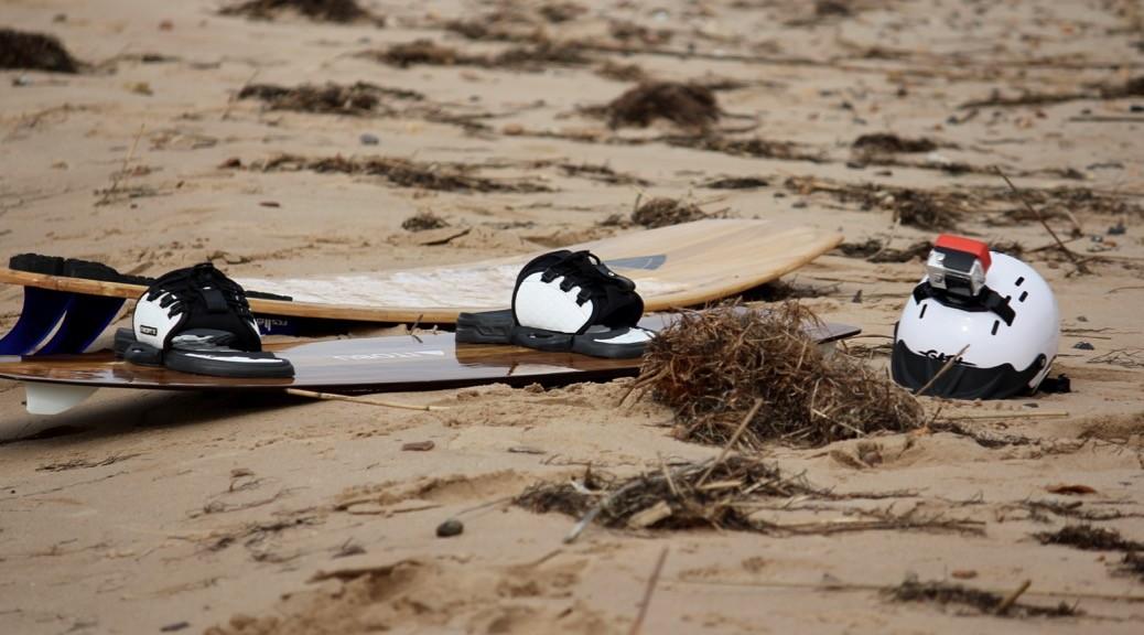 Boards am Skaven Strand