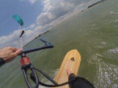 Cruising mit dem Holz-Alaia
