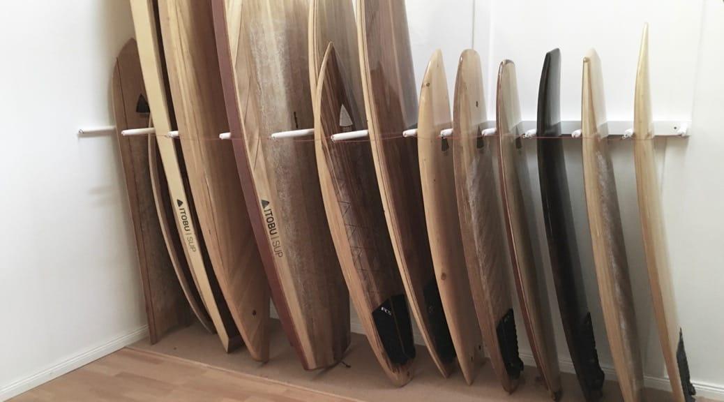 Surfboard-Ständer