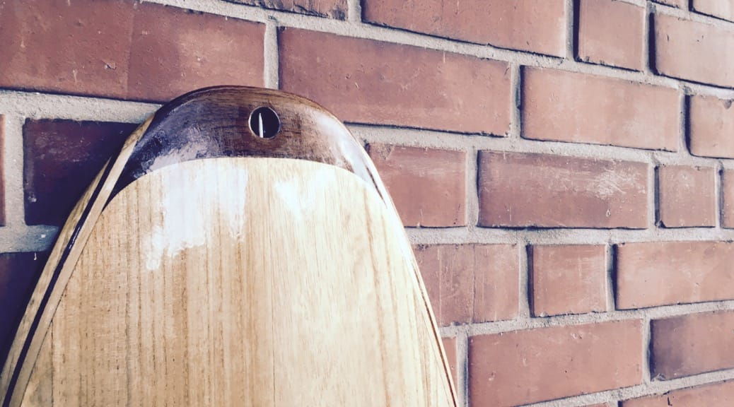 Leash-Plug in massivem Tail