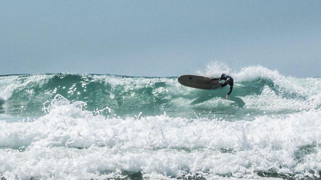 El Palmar Spanien Surfing