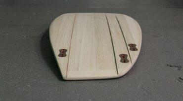 Asymmetrische Surfboards