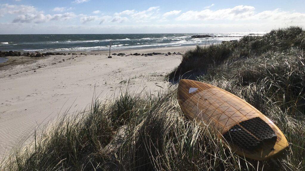 5,8er Kite-Surfboard in Kalifornien bei Kiel