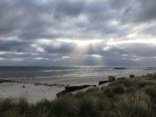 Wolkenloch am Morgen