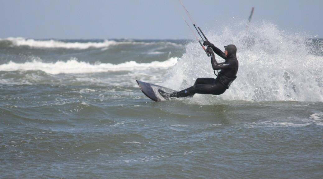 Kitesurfen in Kalifornien (Kiel)