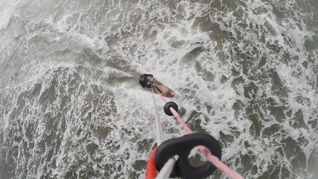 Mit neuen Kork-Pads durchs Weißwasser