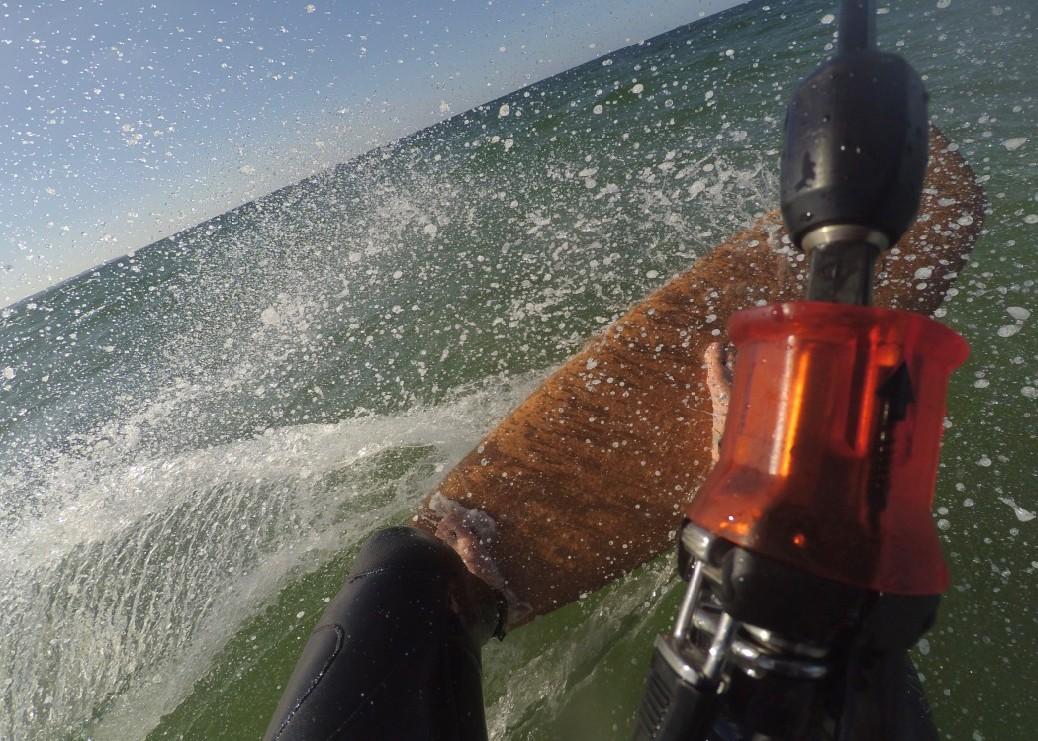 Corky Surfboard Test Erfahrungsbericht