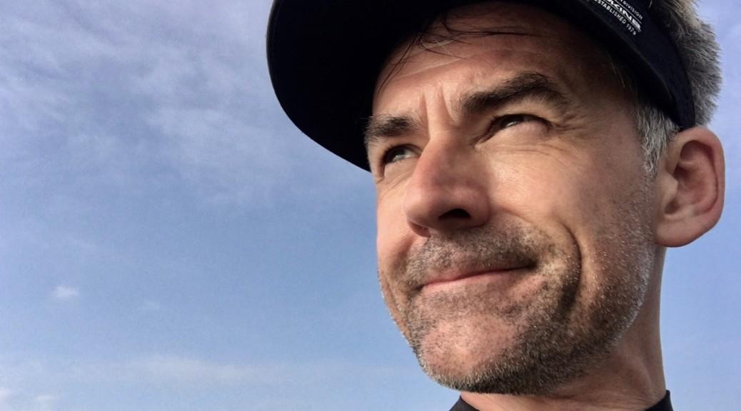 Tobias Herold - glücklich nach schöner SUP-Tour